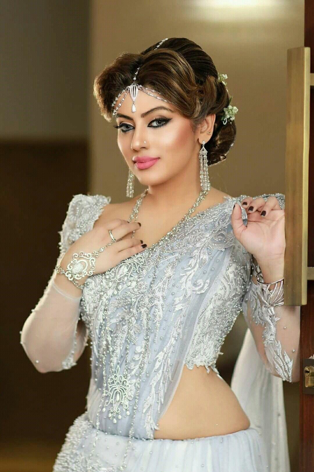Dressed by Salon Ruchira   Dream wedding dresses, Beautiful ...