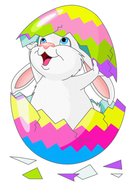easter png | Easter Bunny Clipart Picture with Egg ... Easter Clip Art Free Cute