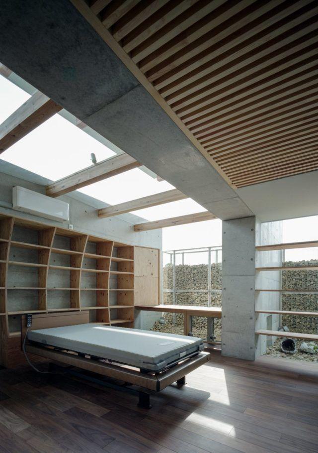 藤原・室 建築設計事務所による、兵庫・神戸市の住宅「神戸北の平屋」 | architecturephoto.net