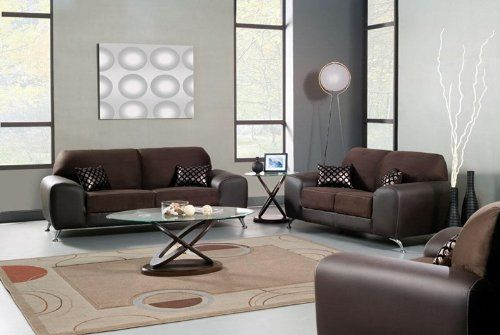 Best Get Information On 3Pc Contemporary Modern Leatherette Sofa Set Cm Sm7172 S1 Compare Prices And 400 x 300