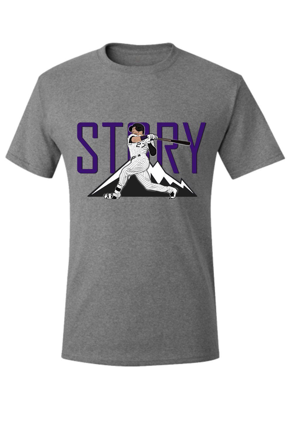 colorado s story baseball tshirts mens tops t shirt