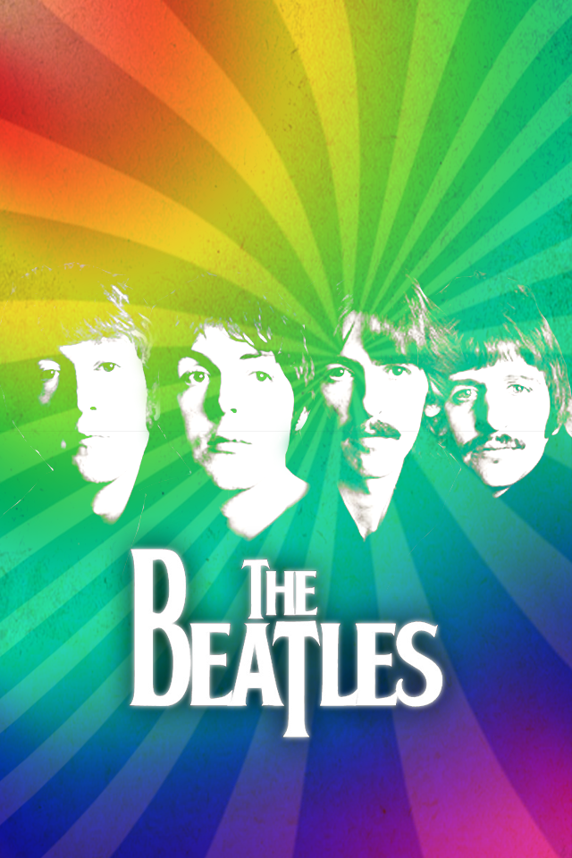 The Beatles Wallpaper Android 640×960 The beatles iphone 5