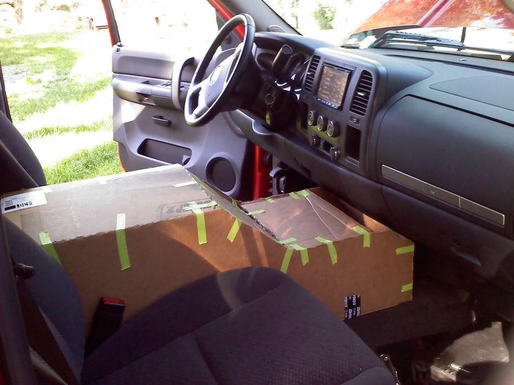 Silverado 2005 chevy silverado center console : NNBS crewcab center console sub box | Chevy Truck Forum | GMC ...