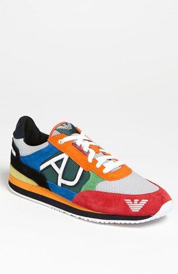 Armani Jeans Multicolor Sneaker