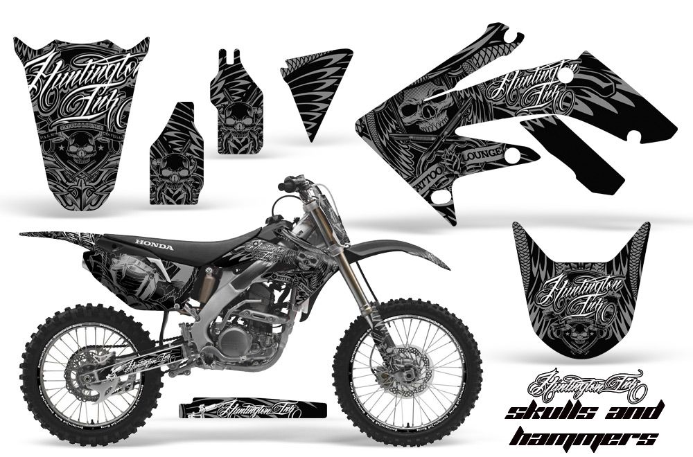 huntington ink motocross graphics  honda motocross graphic kits with a ed hardy u2026