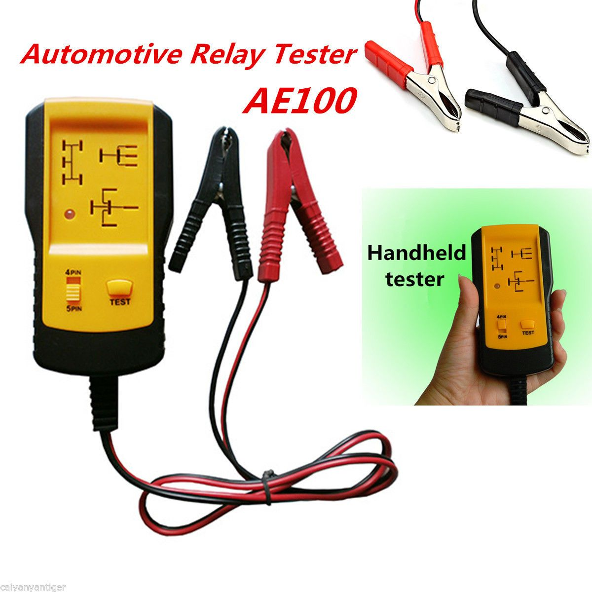 VAE Electronic Car Relay Tester Automobile Relay Vehicle - Vehicle relay testing