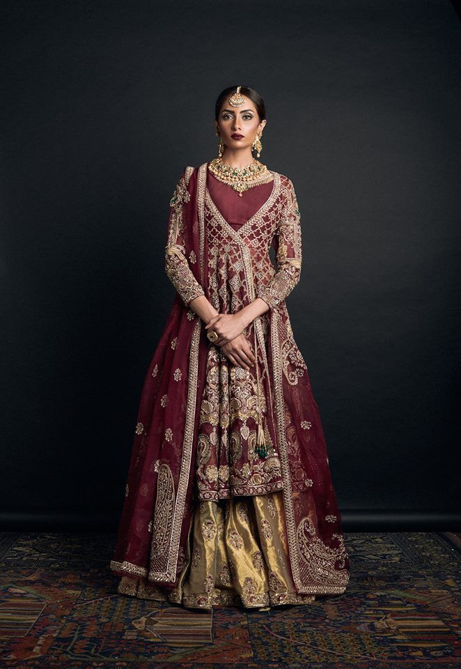a43701b083f Latest Zara Shahjahan Bridal Dresses Collection 2017 With Prices.  Traditional luxury bridal dresses by famous designer Zara Shahjahan  collection 2017 is ...