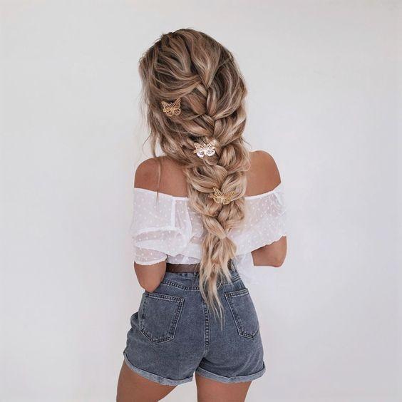 Skyeshadowx Fashion Style E Hair In 2020 Long Hair Styles Hot Hair Styles Hair Styles