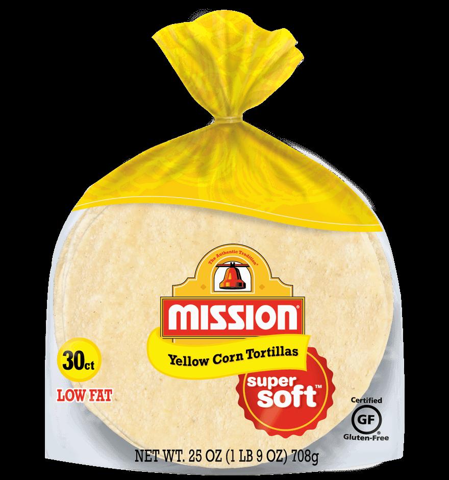 Yellow Corn Tortillas Mission Foods Corn Tortillas Yellow Corn Tortilla