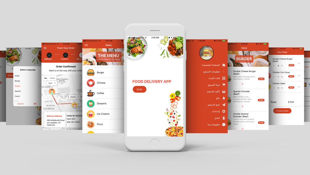 Food Delivery App  How Does A Food Delivery App Work? Food Delivery App  How Does A Food Delivery App Work? Recipes food delivery apps