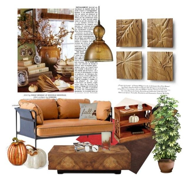 """Woods and Metal"" by clotheshawg ❤ liked on Polyvore featuring interior, interiors, interior design, home, home decor, interior decorating, Alliyah, Frontgate, John-Richard and K&K Interiors"