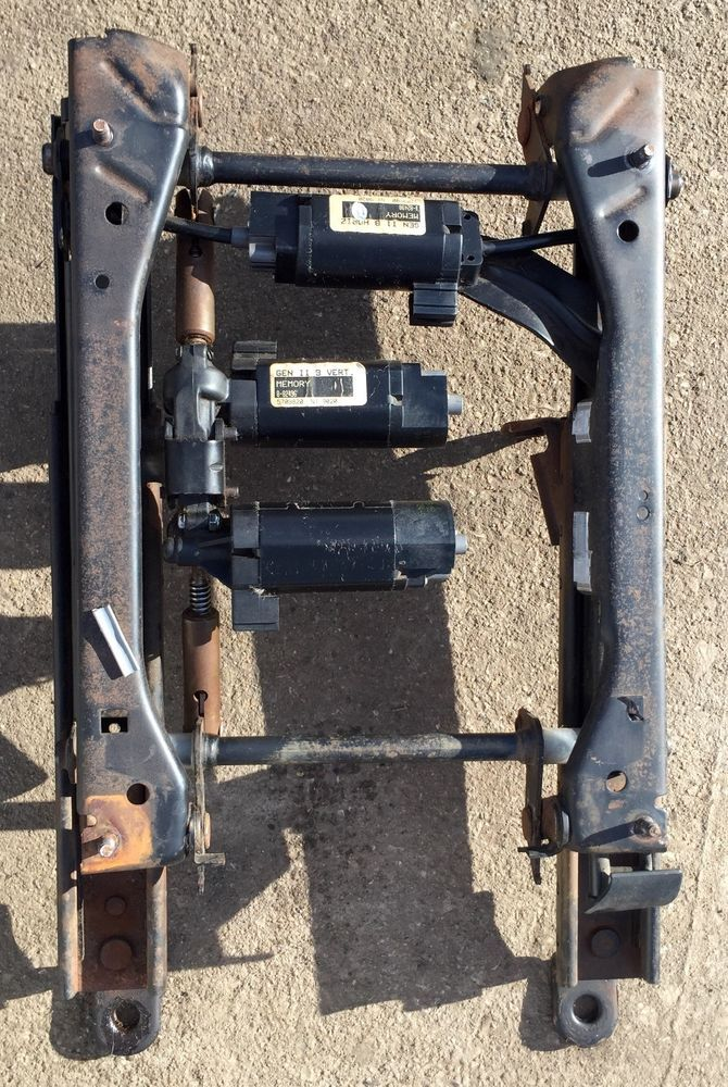 1999-2004 Jeep Grand Cherokee Driver Power Seat Track Left ...