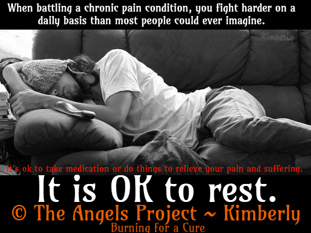 #sleep #rsdawareness #crpsawareness #angels #kimberly #angelsproject #pain #illness #chronic #fibro #chronicpain #chronicillness #invisibleillness #awareness #awarenessmatters #spoonie #spoonielife #fibrolife #awarenessposter #youmatter