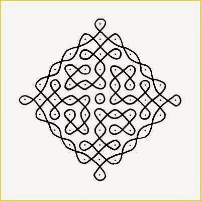 Muggulu For All: chukkala muggulu | Sankranti Muggulu | Sankranti Rangoli Designs - 10