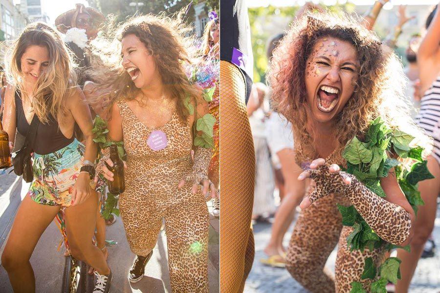 Fantasias de Carnaval da Farm para 2017 - Just Lia | Por Lia Camargo  Cheetah costume