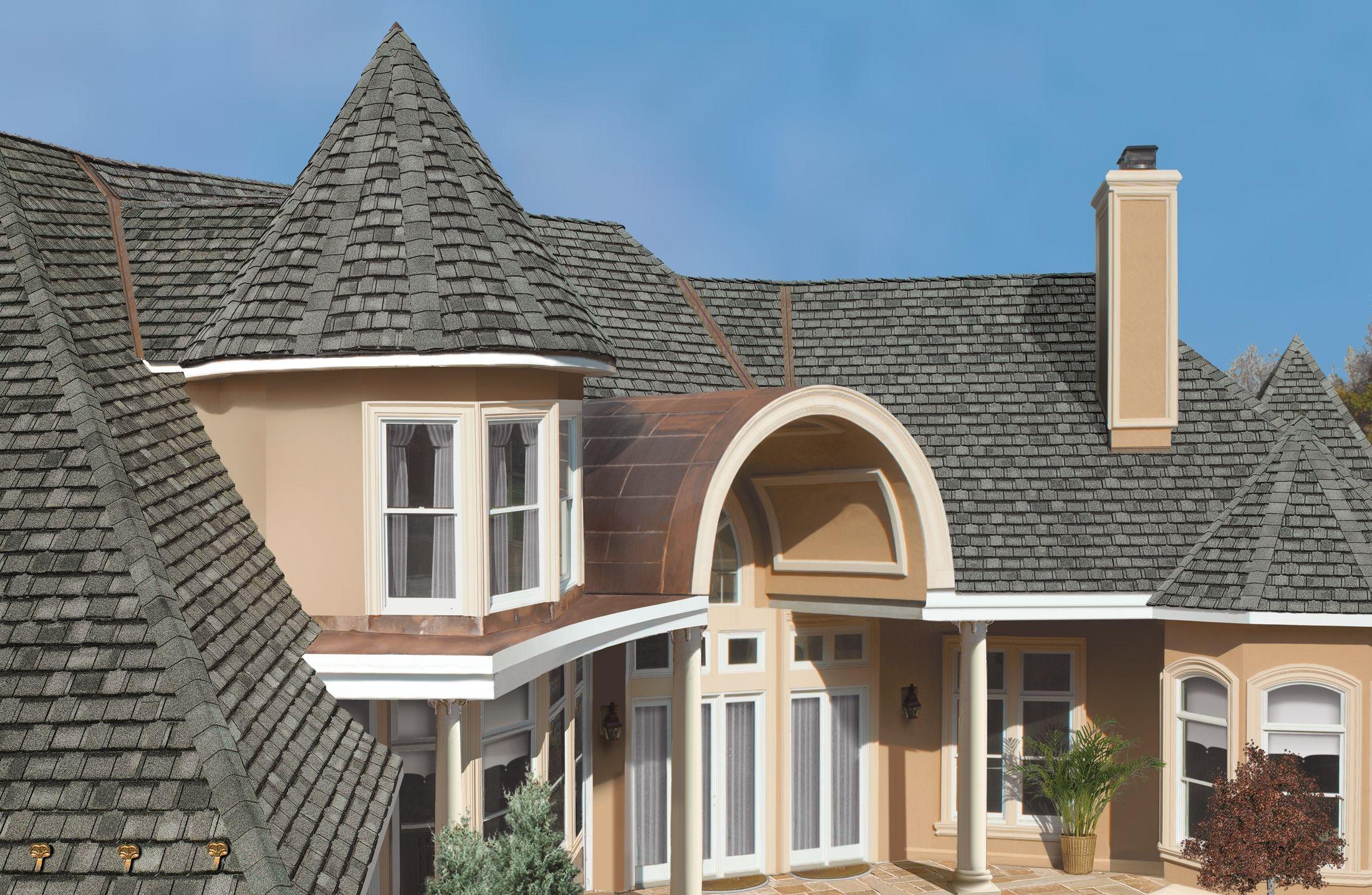 Tri State Windows, Siding U0026 Roofing, GAF Roof, Camelot Antique Slate