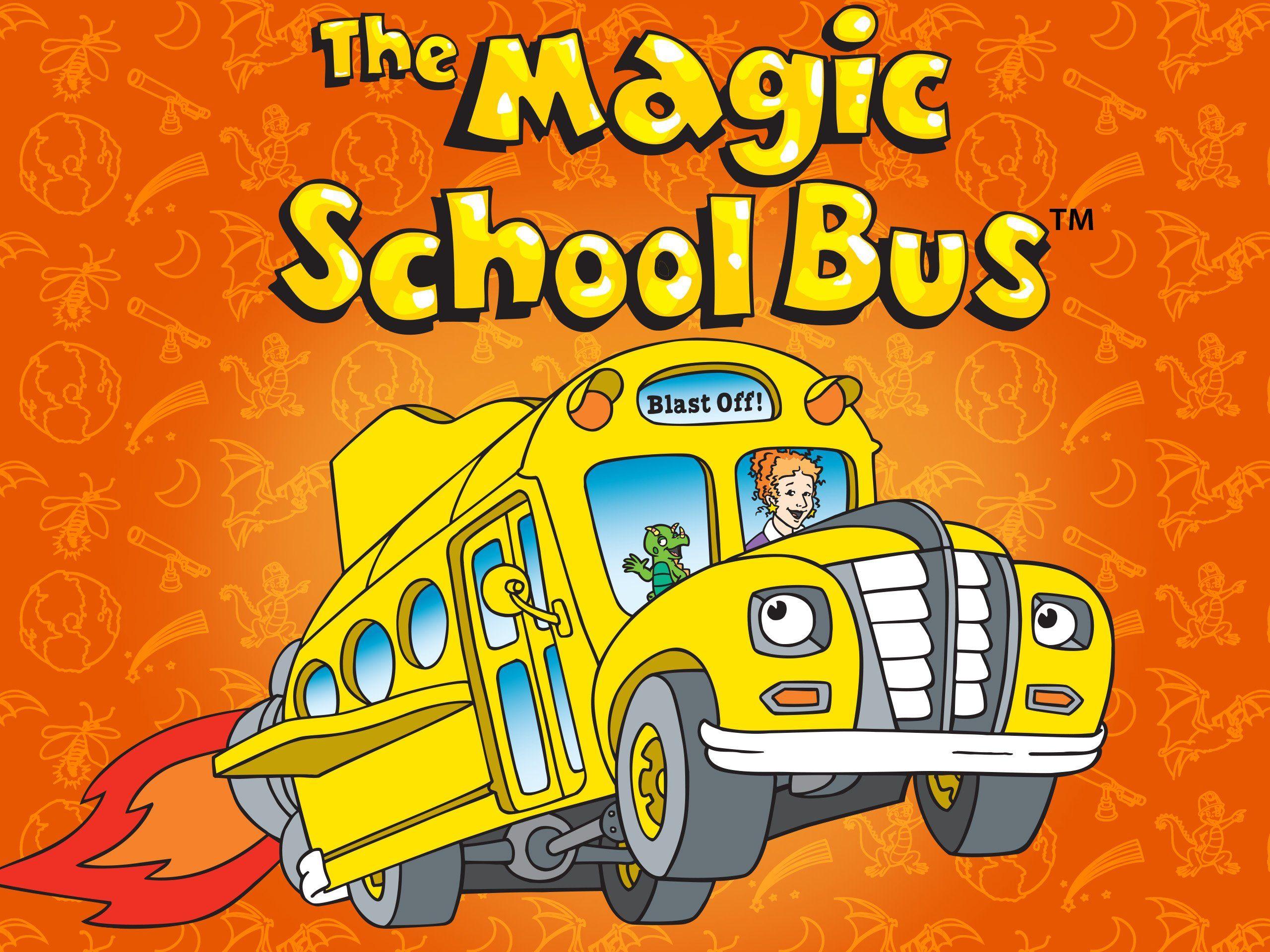 Amazon The Magic School Bus Volume