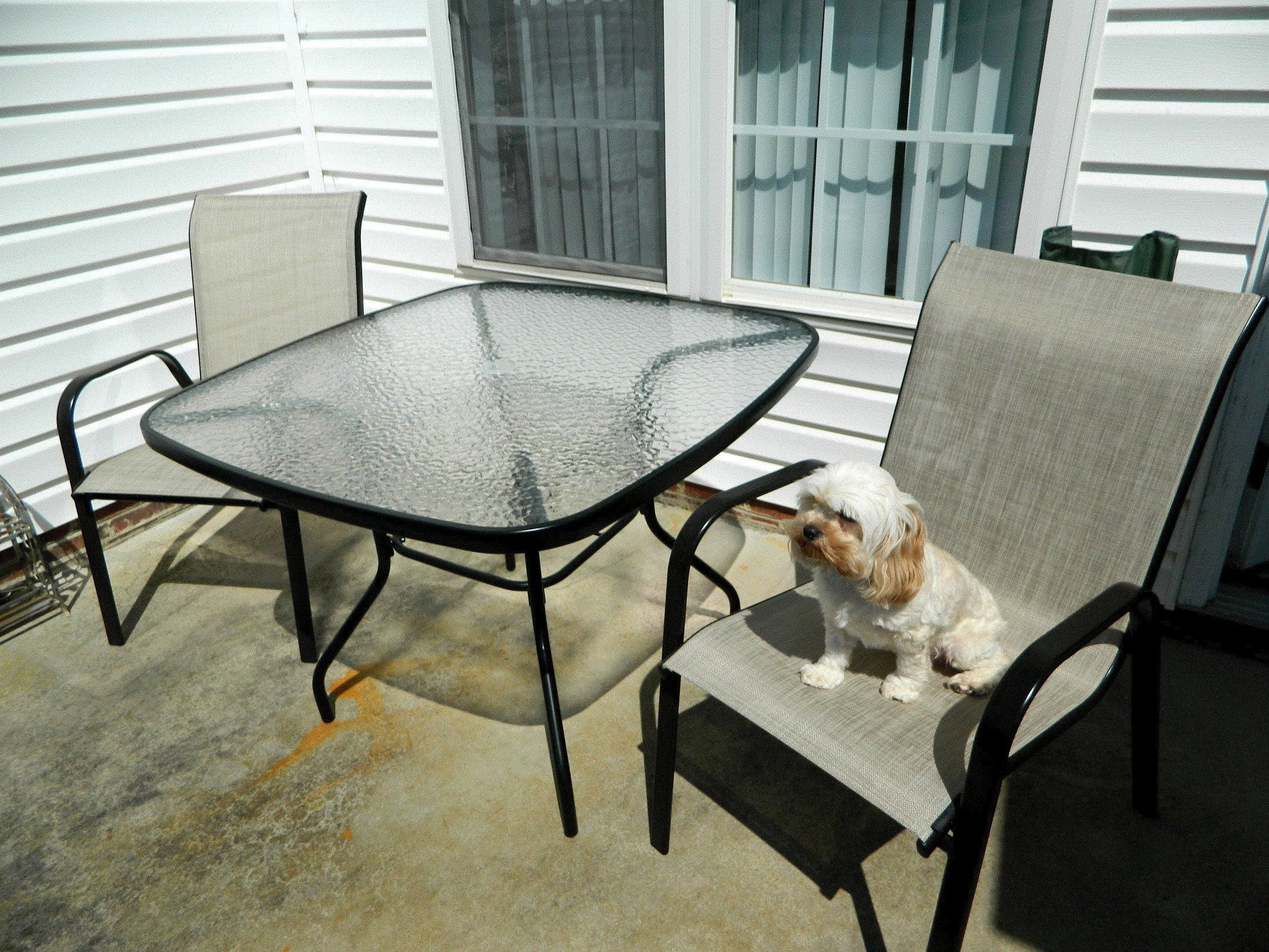 Patio Furniture at CVS Retail $109 97 Clearance Price $27 49