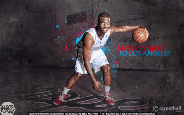 Cp3 Chris Paul La Clippers Hd Wallpaper Chris Paul Clippers Chris Paul Celebrity News