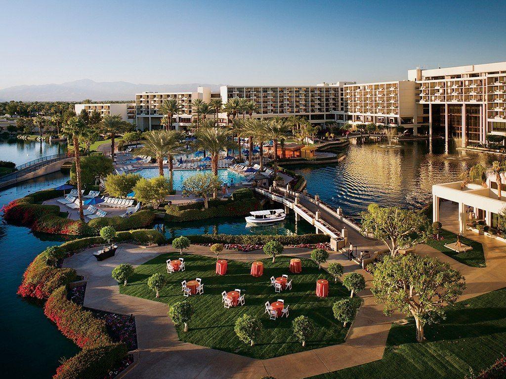 Palm Springs Jw Marriott Desert Springs Resort Amp Spa