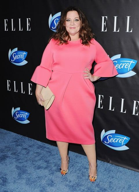 Melissa McCarthy Wears Pink (On a Tuesday!) | Pinterest | Vestidos ...