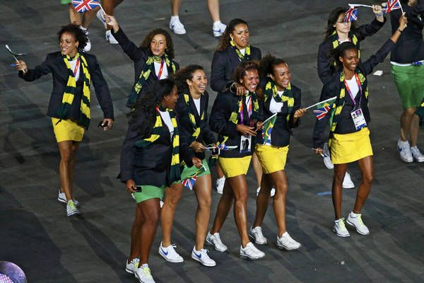 Opening Ceremony Fashion Wins | Ladies of Brazil
