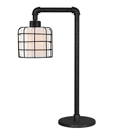 Another Great Find On Zulily Alcatraz Table Lamp