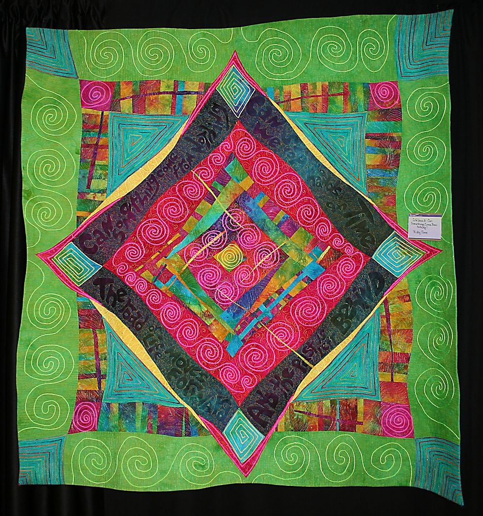 Ricky Tims Super Seminar Contemporary Quilts Art Quilts Quilts