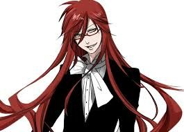 Image result for pics of grell from black butler