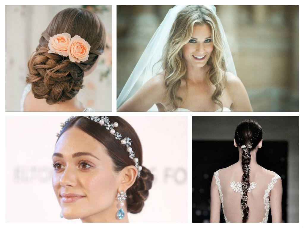 Dainty Wedding Hairstyle Ideas Spring 2016