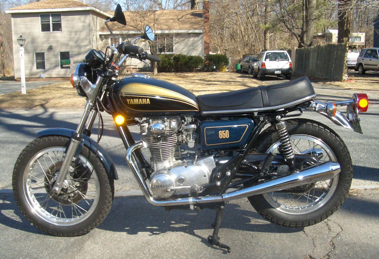 Yamaha 1977 XS650 | 1977 Yamaha XS650 | Motorcycles | Pinterest ...
