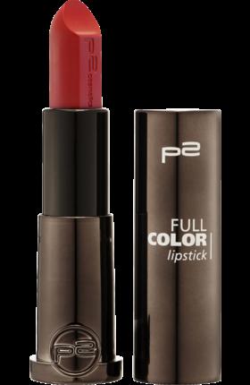 Lippenstift p2 full color lipstick challenge authority 030