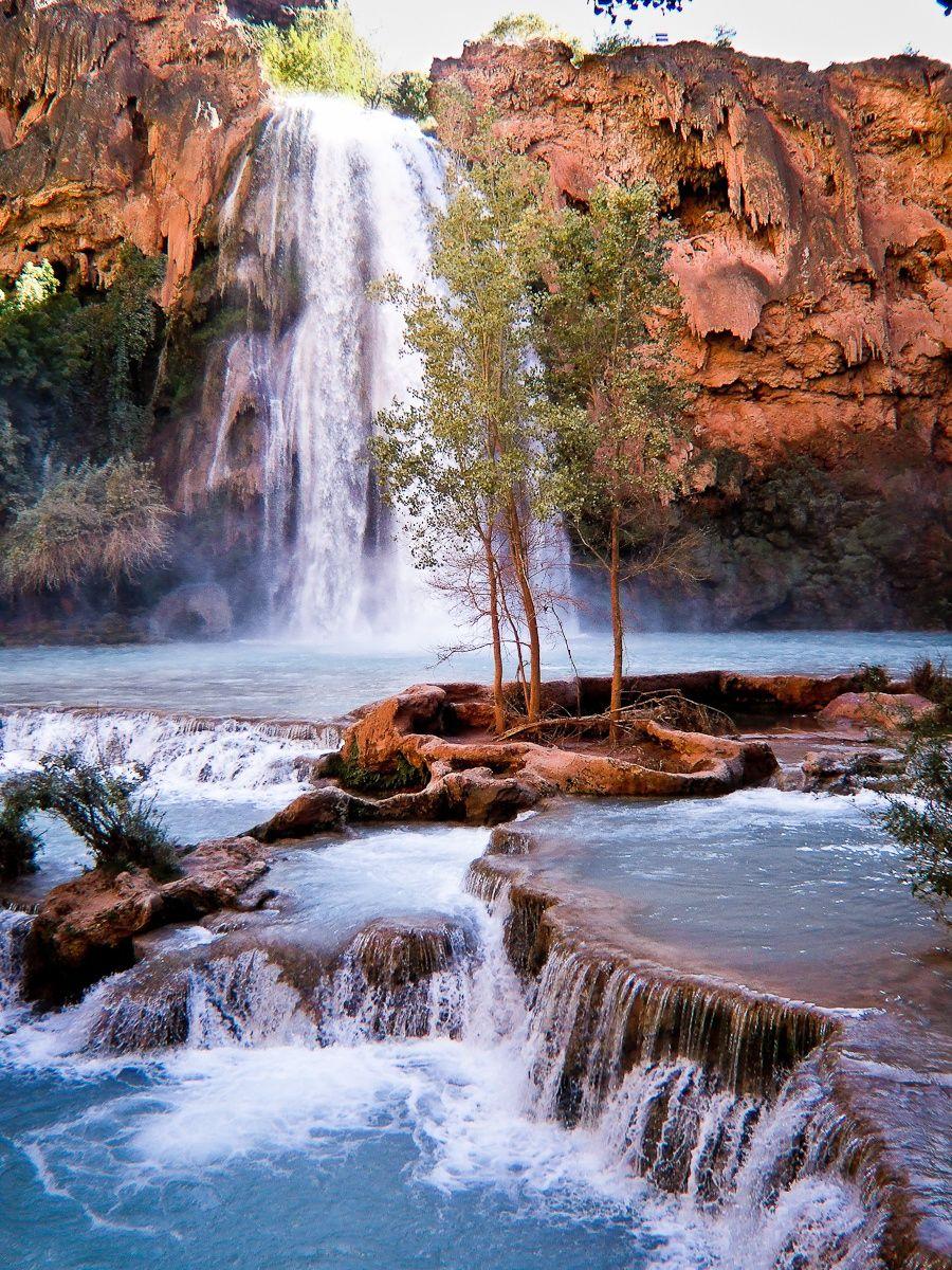 Havasu Falls by Romain Bertucelli on 500px