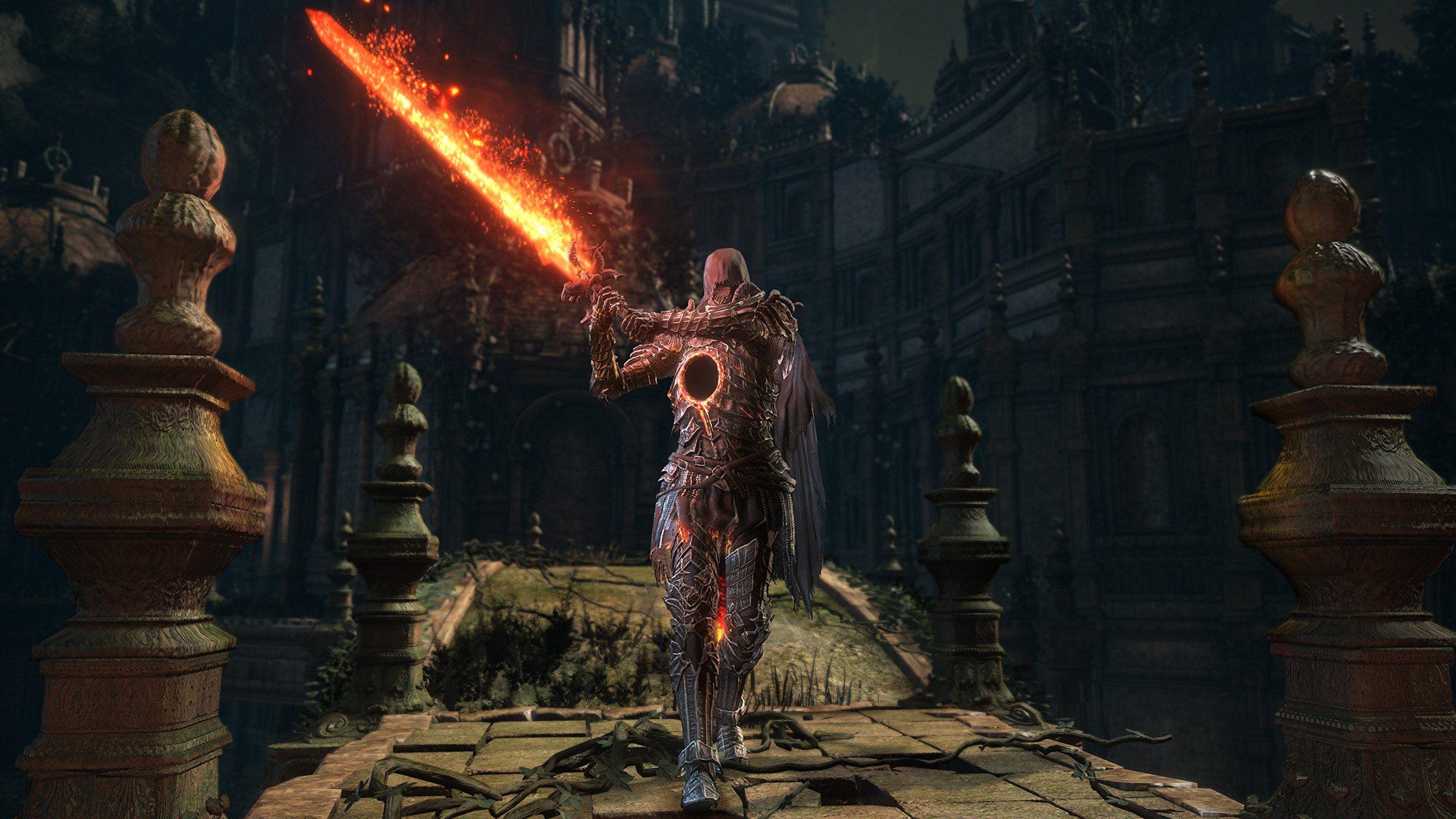 Dark Souls Iii The Fire Fades Edition Xbox One Iii Souls