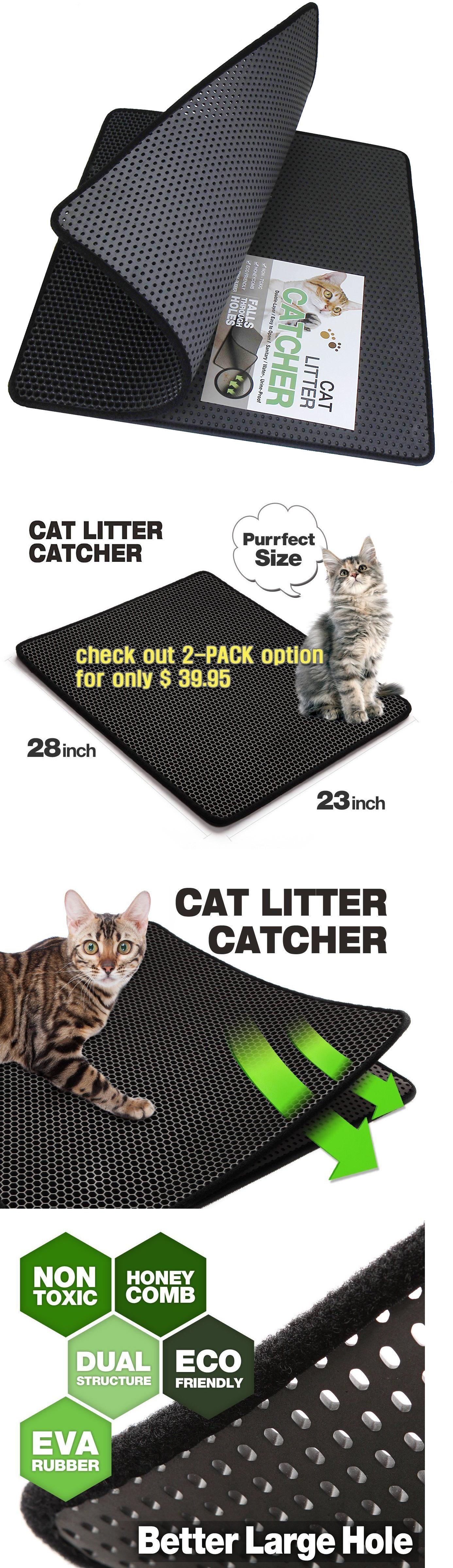 cat control count litter traps disposable com walmart box mats odor out ip