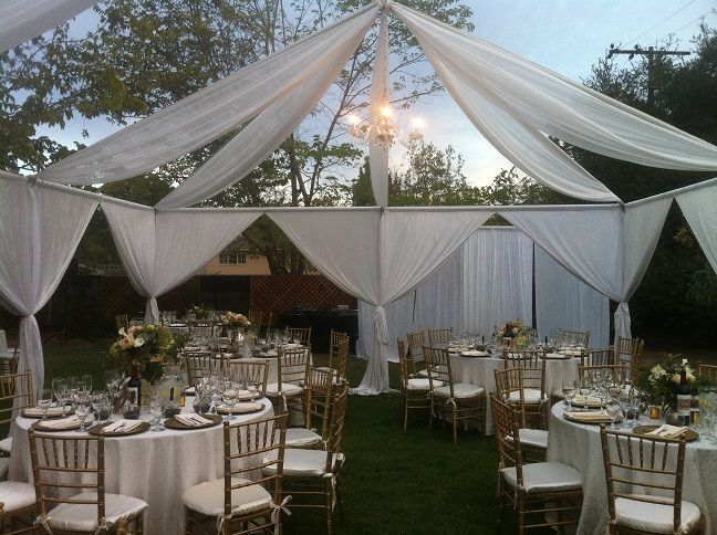 Tent Draping Pipe And Draping Tent Draping Los Angeles