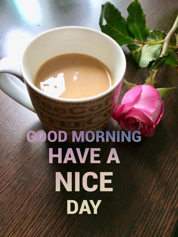 Lovely Good Morning Coffee Time Good Morning Greetings Morning
