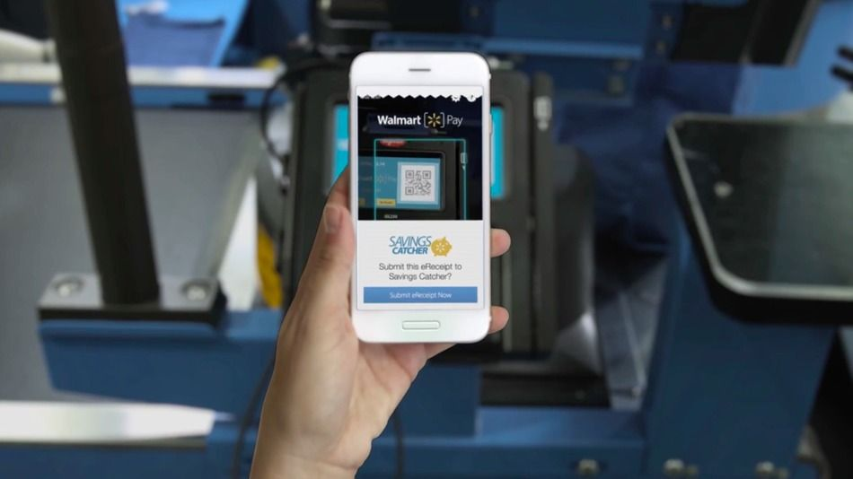 Walmart's Apple Pay competitor uses QR codes Walmart app