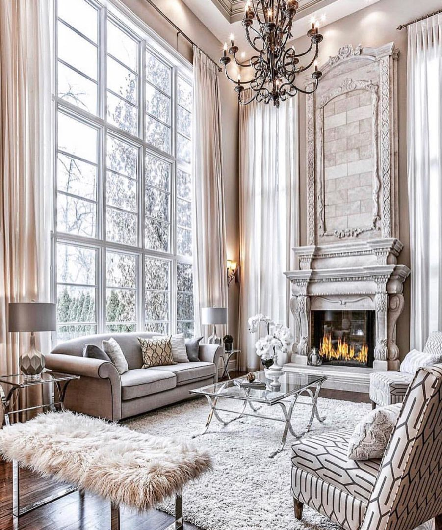 Making Your Living Room Look And Feel More Luxurious Jessica Elizabeth Luxury Living Room Living Room Designs Luxury Living