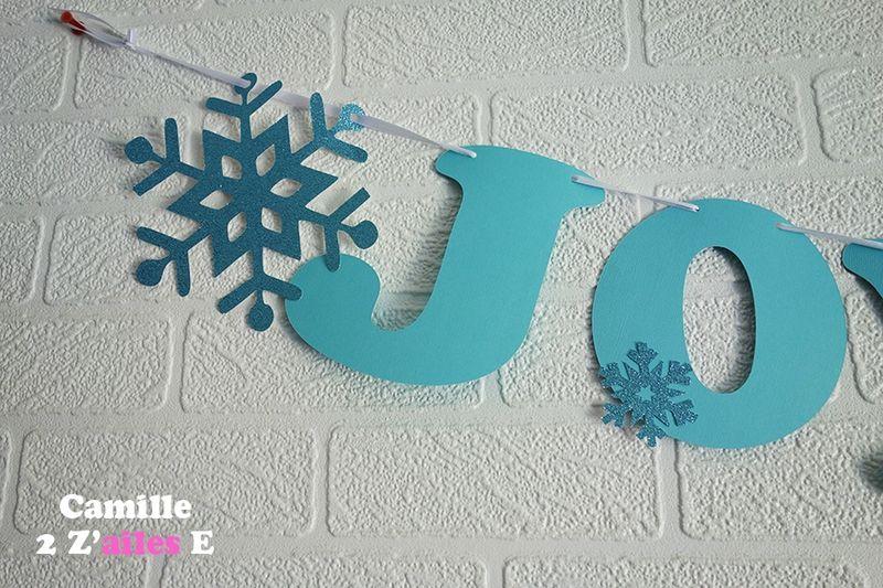 guirlande joyeux anniversaire reine neiges 2 - Joyeux Anniversaire Reine Des Neiges