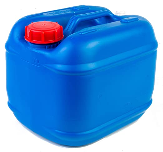 Hudson Exchange 2 5 Gallon 10 Liter Handled Container With Cap Hdpe Blue Amazon Com Industrial Scientific In 2020 Gallon Container Hudson