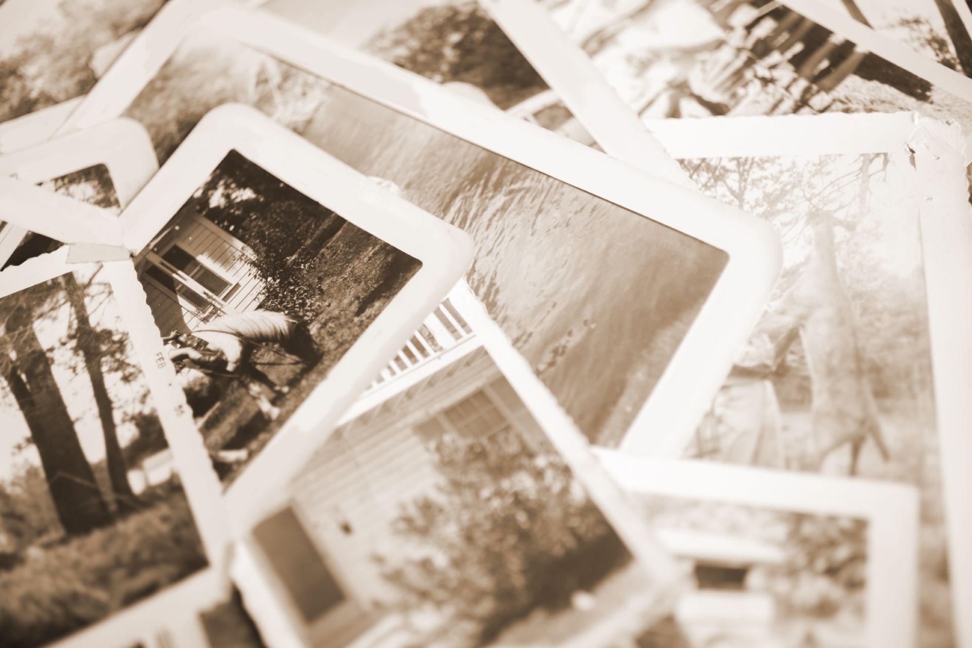 Alte Fotos Scannen