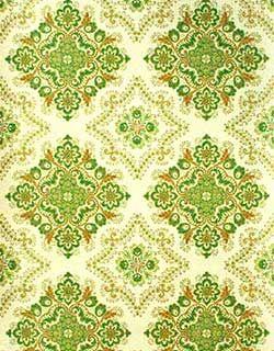 Retro behang groen wallpapers pinterest walls for Reno behang