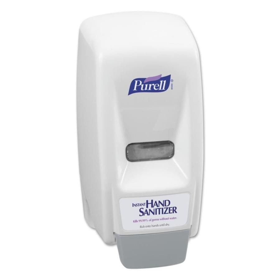 Purell White Pump Commercial Soap Dispenser 9621 12 In 2020 Hand