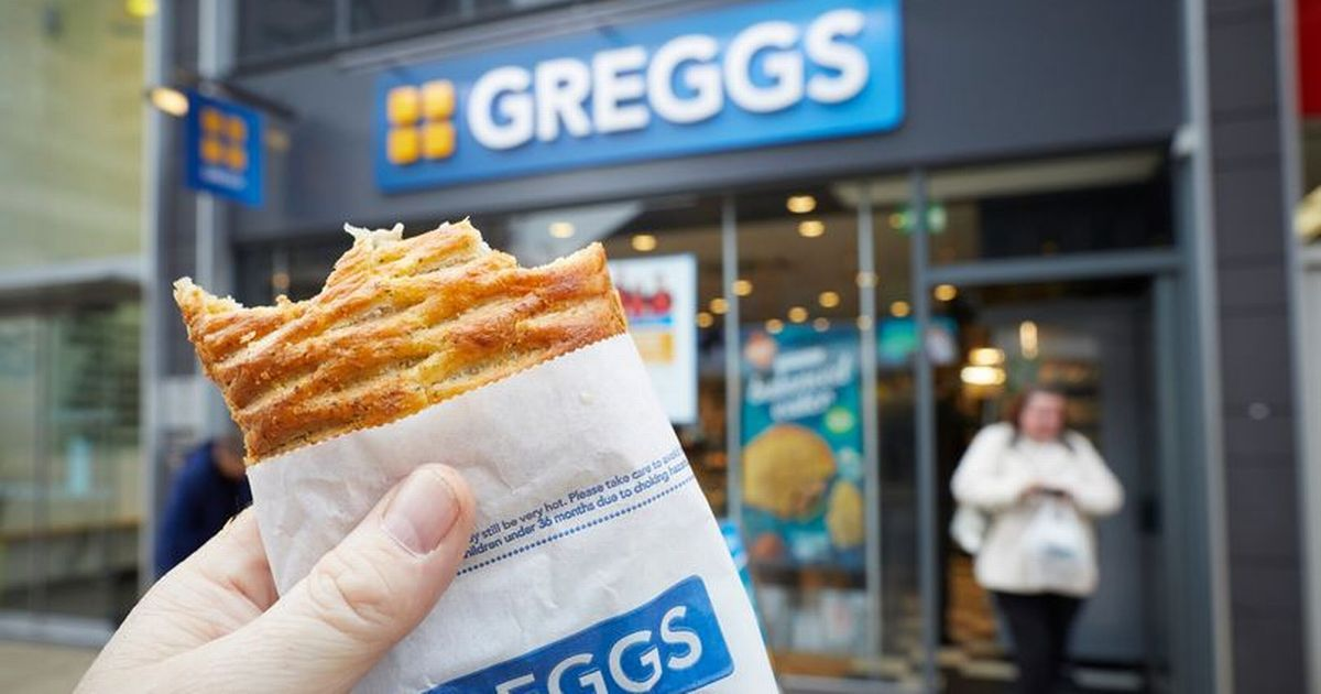 Greggs launches evening menu which could be as good as