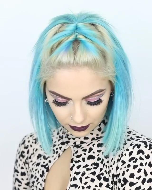 Photo of Un peinado súper rápido, fácil y lindo
