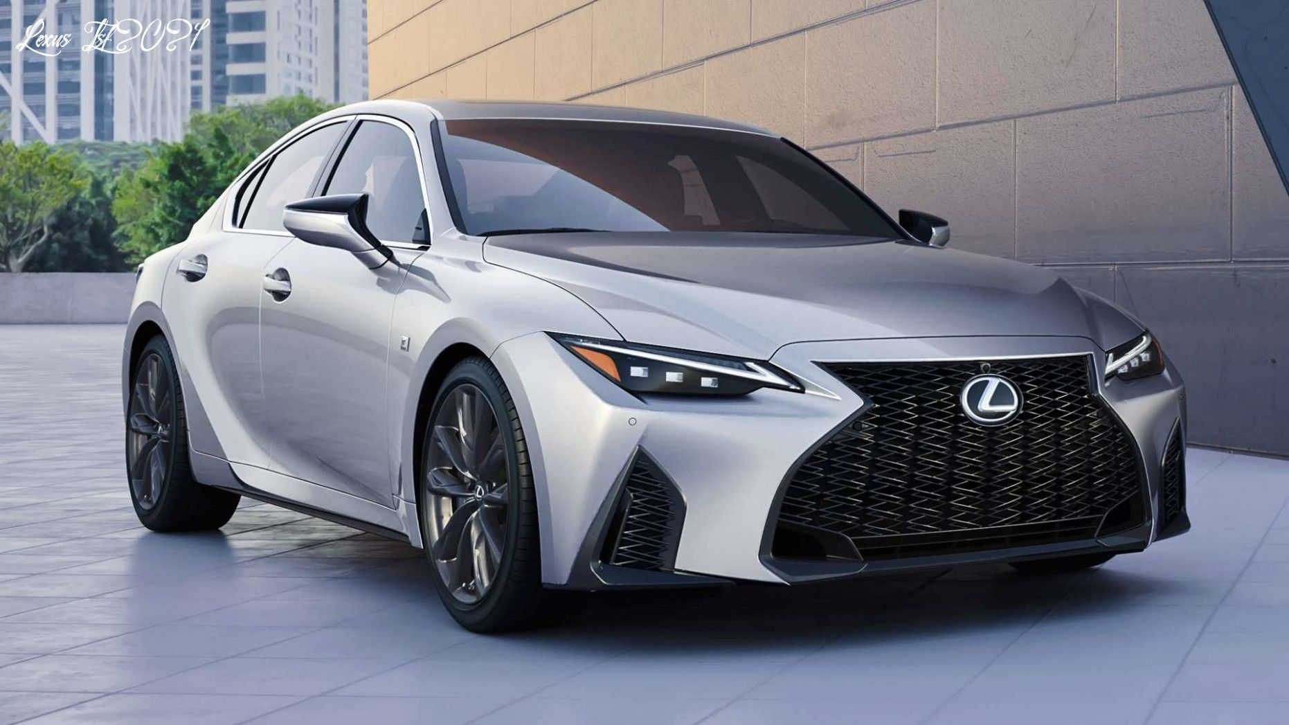 Lexus Isf 2021 Concept And Review In 2020 Lexus Isf Lexus Sports Sedan