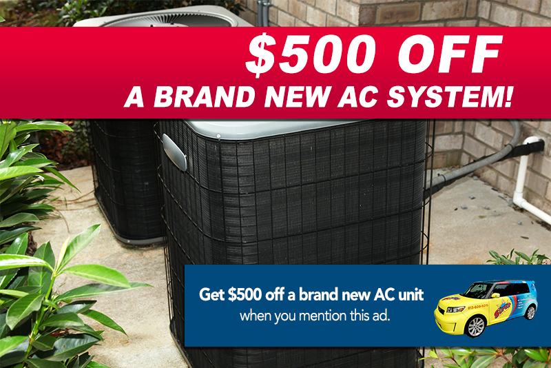 Air Conditioning Specials Air conditioning services