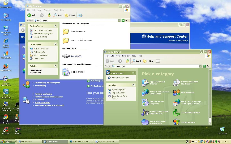 busty xp desktop themes