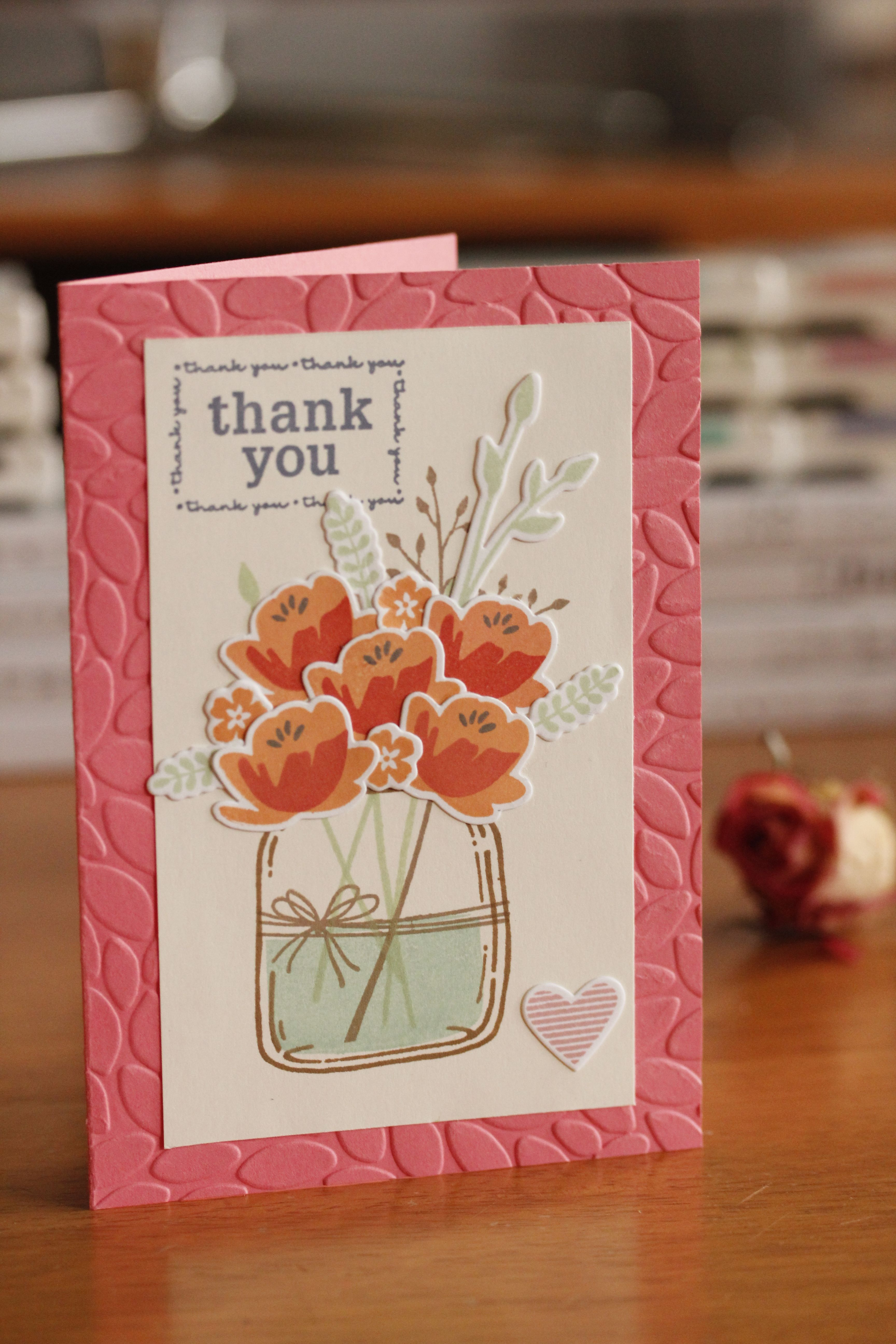 pin on my own handmade cards
